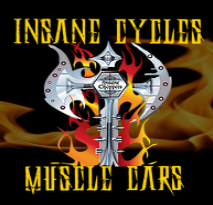 insane cycles and muscle cars