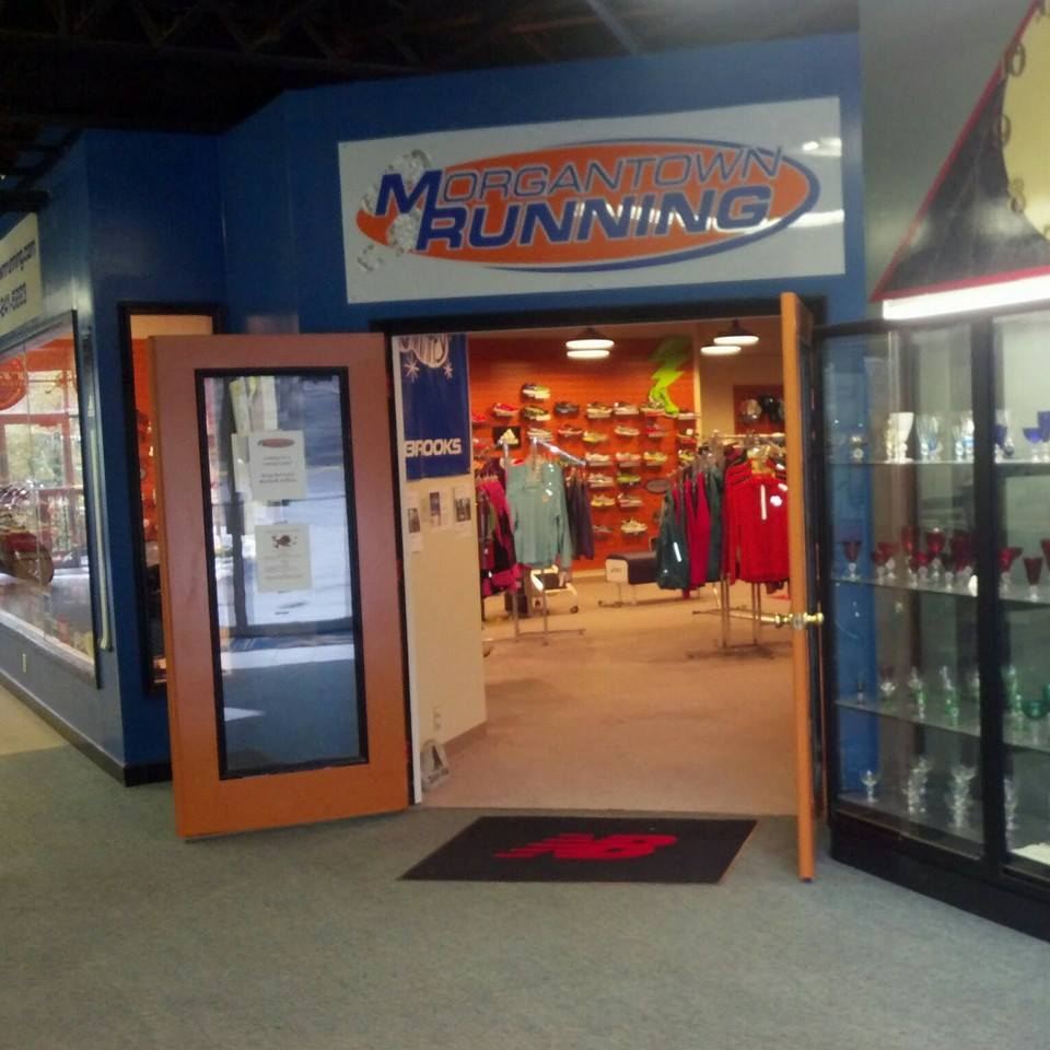 morgantown running store in seneca center