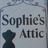 sophies attic signage