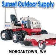sunset outdoor supply store logo