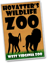 hovatters wildlife zoo logo