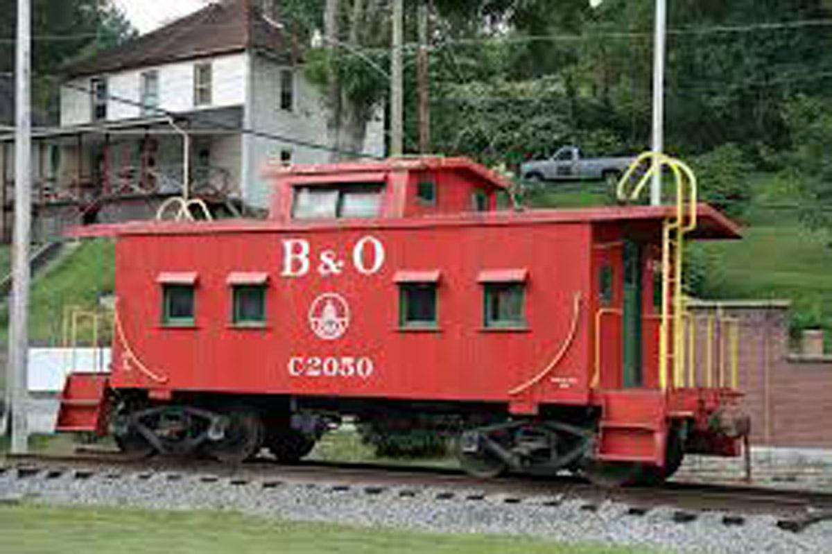 B&O Caboose