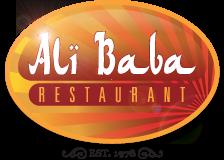 ali baba restaurant logo