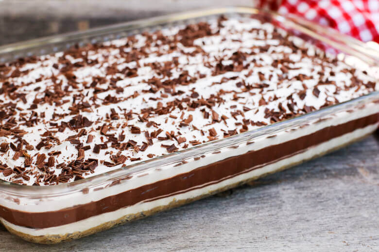 Chocolate Pudding Delight