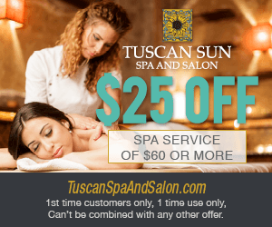 Tuscan Spa and Salon Coupon