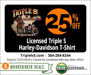 Licensed Triple S Harley-Davidson T-Shirt