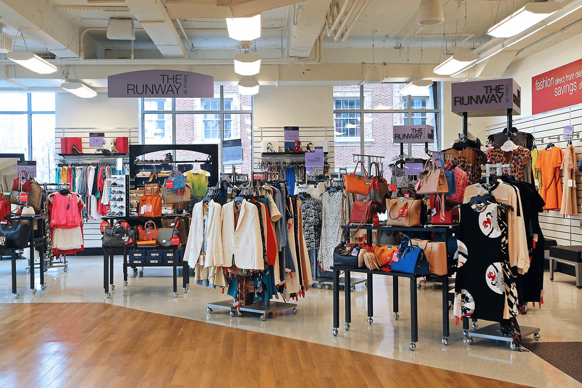 Marlborough Mall Clothing Stores