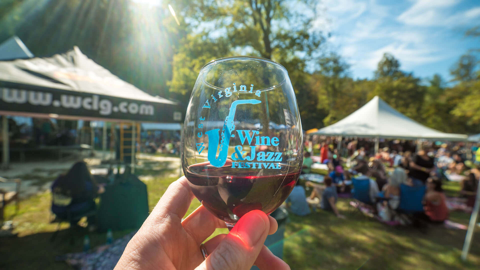 Wine and Jazz Festival - Morgantown, WV
