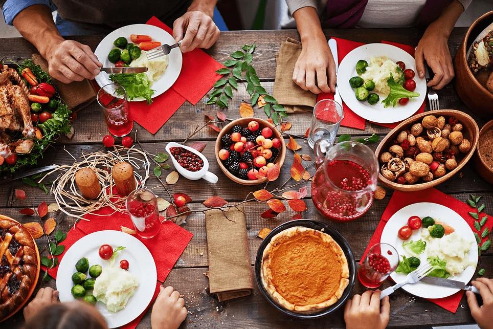 Thanksgiving Dinner In Greater Morgantown