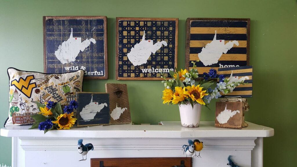 Unique Gift Ideas For The West Virginia And University