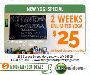 Morgantown Power Yoga