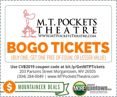 M. T. Pockets Theatre