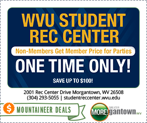 WVU Student Rec Center