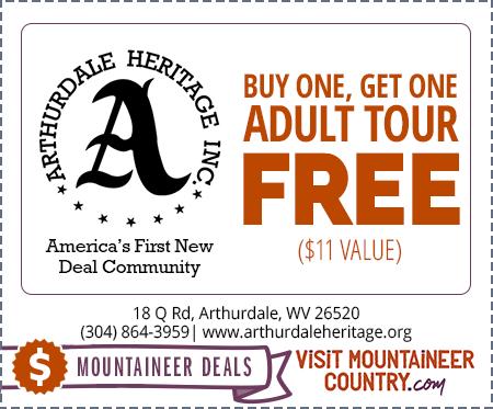 Arthurdale Heritage Inc.