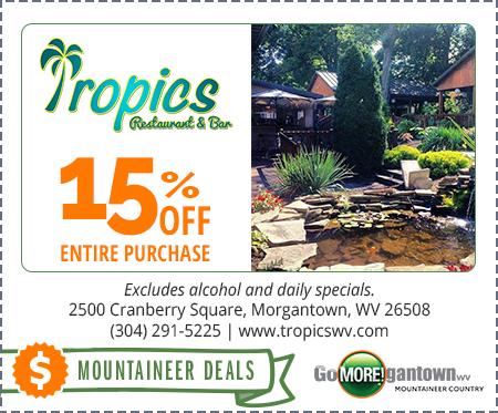 Tropics Restaurant & Bar
