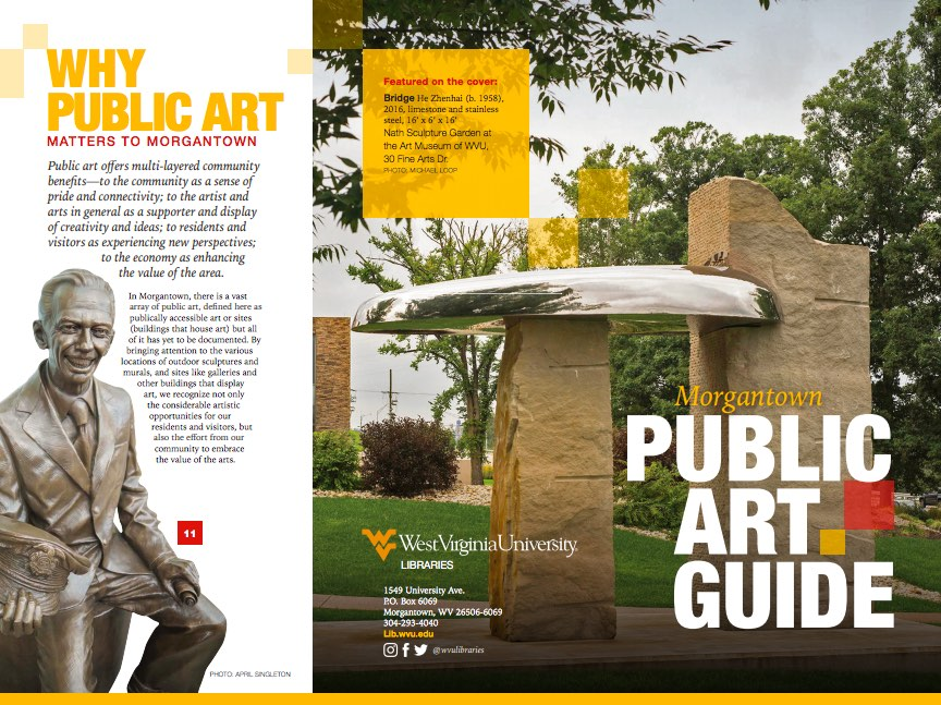 Morgantown Public Art Guide