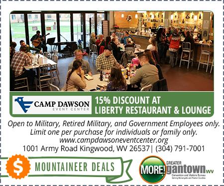 Camp Dawson Event Center