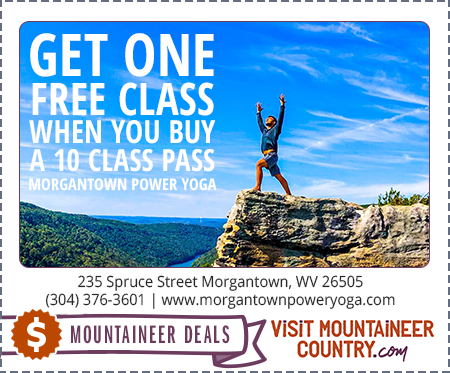 Morgantown Power Yoga