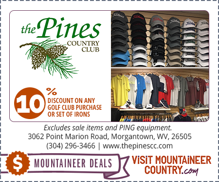The Pines Country Club Pro Shop