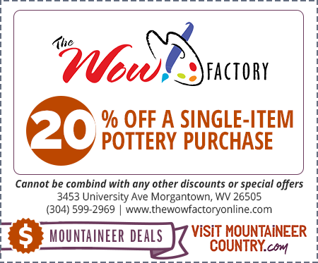 The Wow Factory Coupondeal Inside Morgantown Wv