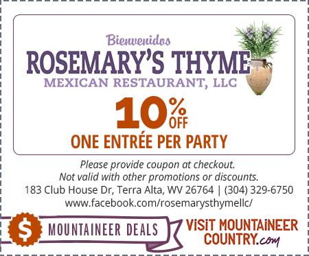 Rosemary's Thyme