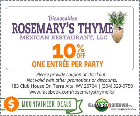 Rosemary's Thyme
