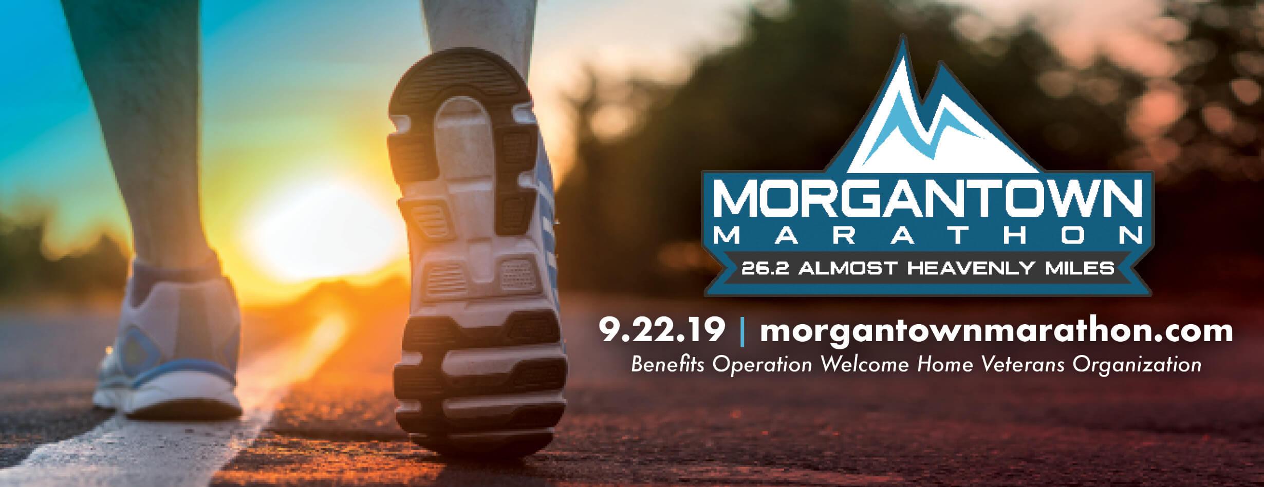 Morgantown Marathon 2019