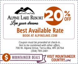 Alpine Lake Resort