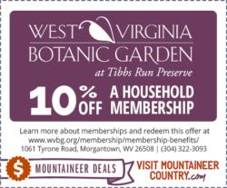 West Virginia Botanic Garden