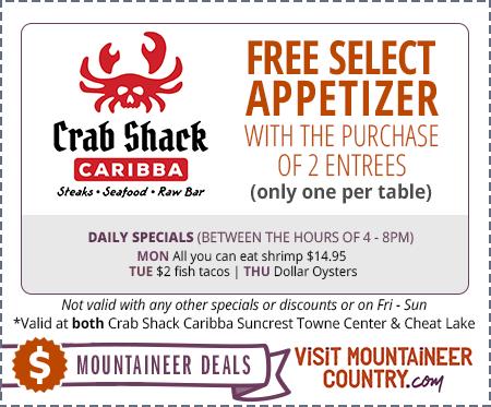 Crab Shack Caribba