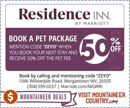 Residence Inn by Marriott Morgantown