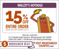 Walzzy's Hotdogs