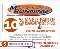 Morgantown Running