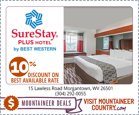 SureStay Plus by Best Western Morgantown