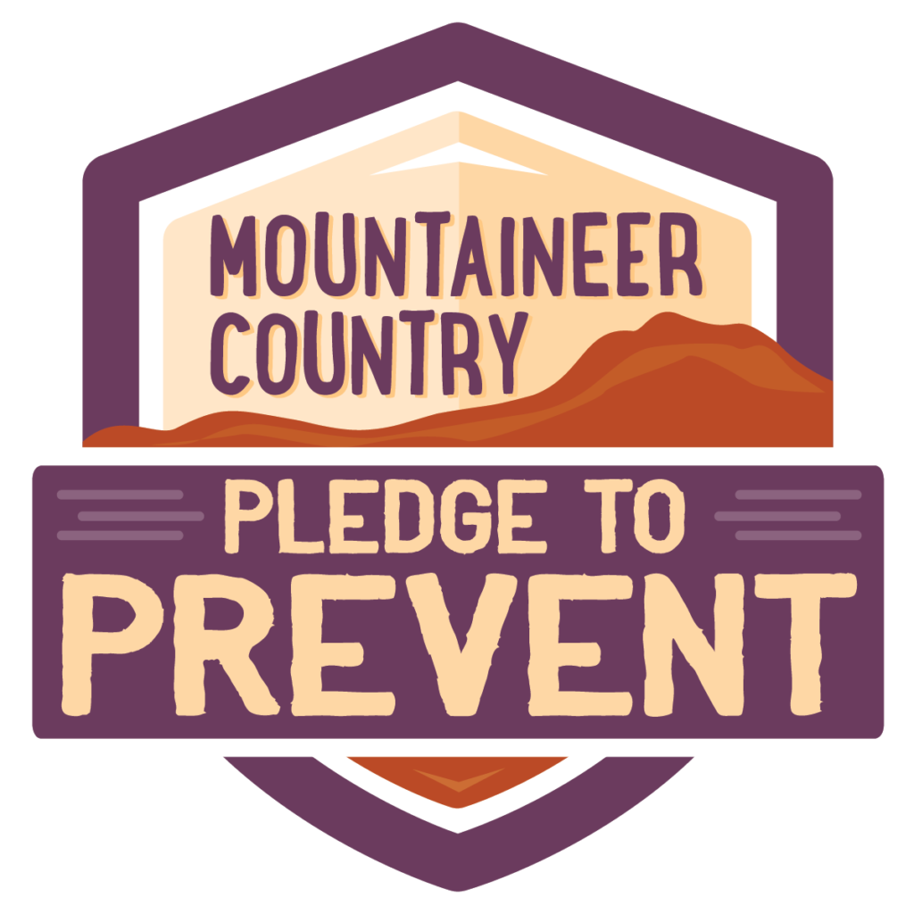 Mountaineer Country Pledge to Prevent
