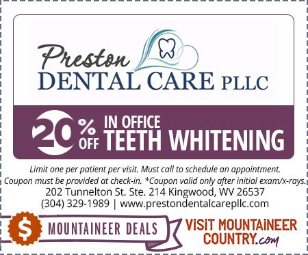 Preston Dental Care PLLC.