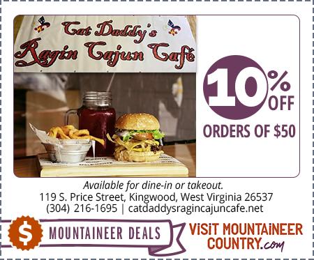 Cat Daddy's Ragin Cajun Cafe