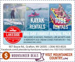Lakeside by Hardcore Hunters
