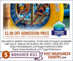 Tygart Adventures